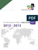 WJP Index Report 2012
