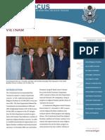 Vietnam Policy Focus - Summer 2008