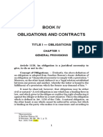 Jurado - Comments & Jurisprudence on Obligations and Contracts