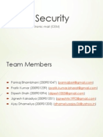 E-Mail Security using Certified Electronic Mail (CEM)