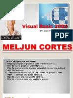 MELJUN CORTES Visual Basic 2005 - 04 GUI Programming