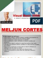 MELJUN CORTES Visual Basic 2005 - 05 Object-Oriented Programming