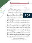 sheet music Harp