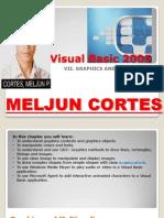 MELJUN CORTES Visual Basic 2005 - 07 Graphics and Multimedia