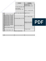 Planificação catequética 2010