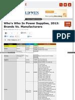 Power Supply Oem Manufacturer 2(8)