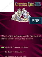 Commerce Quiz
