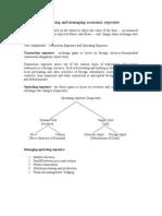 Managing Economic Exposure-new Chapter 11