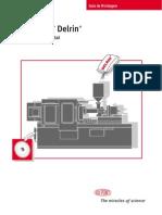 DuPont Delrin Moldagem