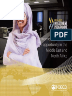 Promoting women's economic opportunity in the Middle East and North Africa