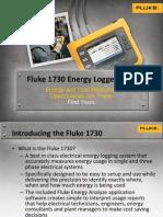 Fluke 1730 Three-Phase Energy Logger