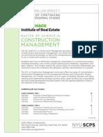 Ms Construction Management [PDF Library]