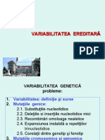 Curs 7 MG Variabilitate