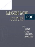 71263831 Japanese Work Culture