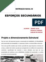 Construção Naval III - Apresentação