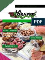 Grappe Magazine Novembre