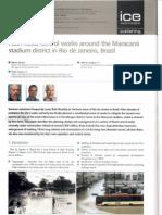 Flush Flood Paper