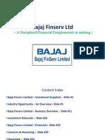 1. May 2013 Multibagger Stock Bajaj Finserv Ltd