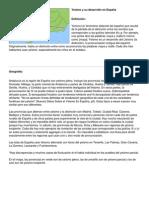 El yeísmo y su desarrollo en España