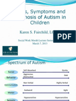 signs symptoms and diagnosis of autism in children modified