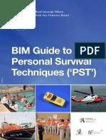 BIM Guide to Personal Survival Techniques