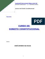 APOSTILA - Direito Constitucional - Prof. JosÇ Afonso da Silva