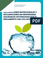 guafiab-declaracionesnutricionalesydepropiedadessaludablesautorizadasporelreglamentouen432-2012-121219100650-phpapp01