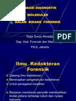 K-14 Forensik Molekuler