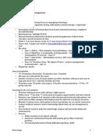 Information Management Script Summary