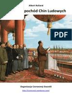 Albert Rolland - Zwycieski Pochod Chin Ludowych