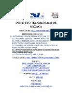 REPORTE ANÁLISIS INSTRUMENTAL