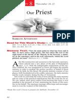 Christ, Our Priest 16 - 22 Dec