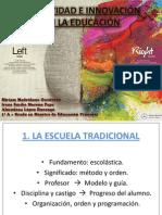 CREATIVIDAD E INNOVACIÓN EN LA EDUCACIÓN (todo terminado 30 diapositivas)-1