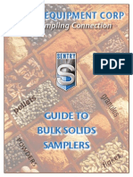 Guide Bulk Solids Sampling
