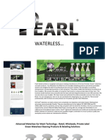 Pearl Waterless Touchless Car Wash