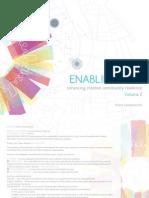 Enabling City enhancing creative community resilience Volume 2
