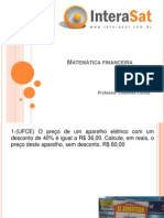 31-MATEMATICA FINANCEIRA