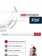 2012 Hikvision Introduction