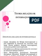 Teoria Relatiilor Internationale Introducere