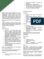 K-18 Demam Reumatik, K-19 Mikroorganisme Pada Infeksi Jantung