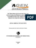 TCC Jonas Novaes - MBA Gestão Pessoas 2009-2010