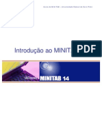 1 - Introdução ao MINITAB 14
