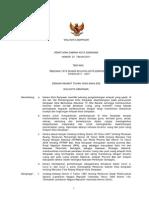Peraturan Daerah Kota Denpasar Nomor 27 Tahun 2011 Tentang Rencana Tata Ruang Wilayah Kota Denpasar Tahun 2011 - 2031