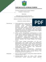 Peraturan Daerah Kota Sungai Penuh Nomor 5 Tahun 2012 Tentang Rencana Tata Ruang Wilayah Kota Sungai Penuh Tahun 2011 - 2031