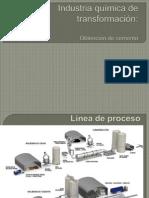 Industria química de transformación