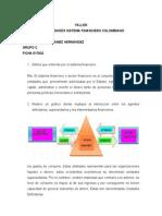Taller Sistema Financiero Colombiano