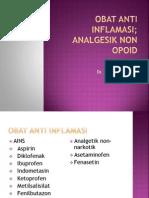 Obat Anti Inflamasi