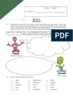 1 Grammar Articles Ex
