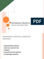 Aula 9 de Natureza da Informação (informação quântica)