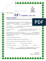 If CLAUSES and the Environment (2)